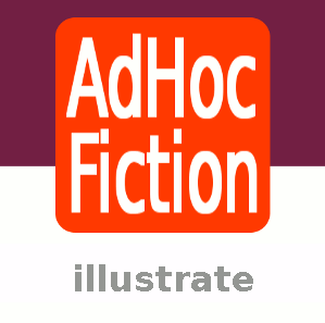 adhoc fiction illustrate