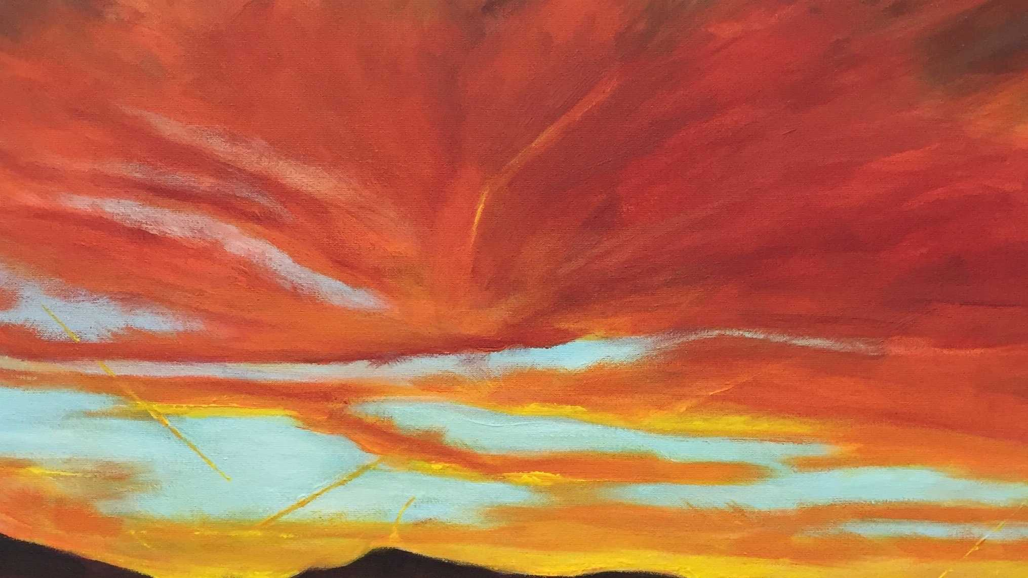Heat - Louise Mangos